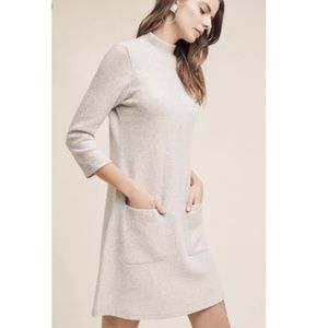 Anthro Moth Alba Tunic Dress S